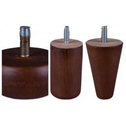 Piedini in legno per mobili...