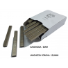 Punti Metallici stanox graffette aria compressa MM 6 corona 12,8 mm