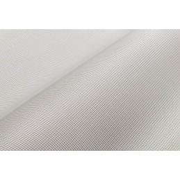 Fettuccia per tende a pacchetto con anelli bianco o trasparente